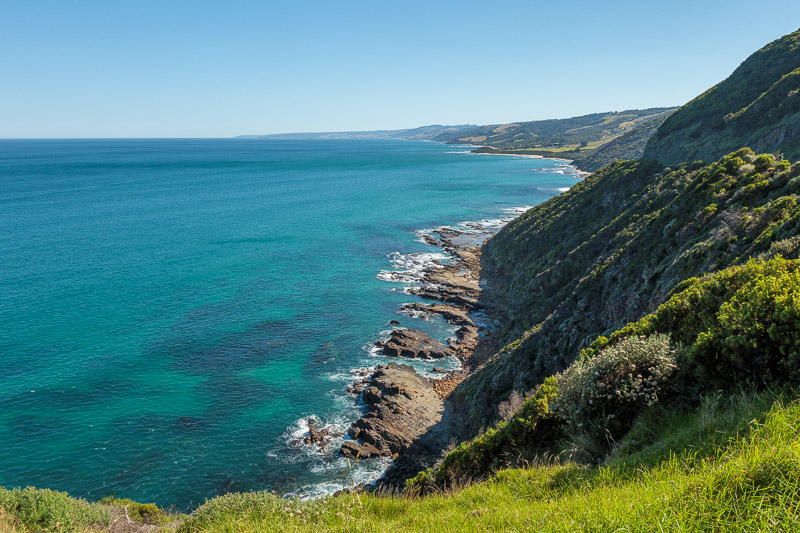 Australia-Cape Otway-Apollo Bay-Lorne - And the last photo of the day is photo of the day. I think this one is from Mount Defiance lookout. Theres hundreds of spots to stop and take view pho