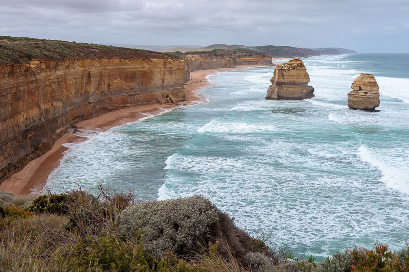 Australia-Cape Otway-Twelve Apostles-Port Campbell - 2 more! That makes 8! My final tally is 8. Change the name.