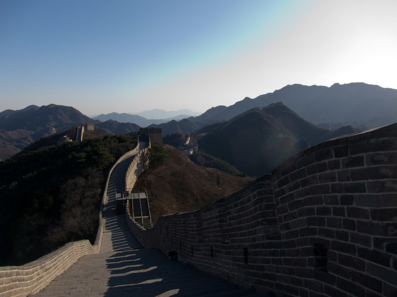 China-Badaling-Great Wall - The great wall