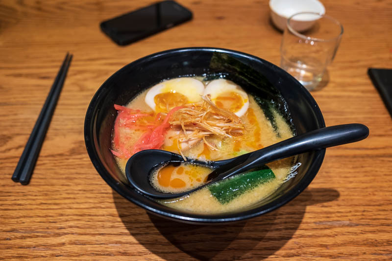 China-Hangzhou-Wulin Square-Ramen - I even managed to find a boring dinner, global ramen chain Ippudo. I have been to their stores in Sydney many times, and this time last year I went to