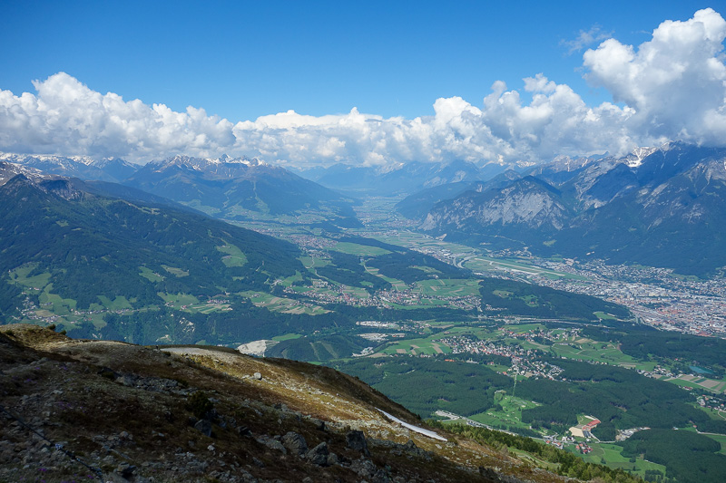 Austria-Innsbruck-Hiking-Patscherkofel - Last one.... until the panoramas.