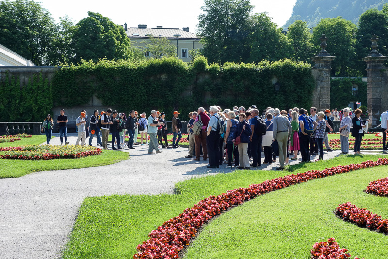 Austria-Germany-Salzburg-Munich-Train - Today in Salzburg is wall to wall tour groups, mostly old people, a few Chinese. They are absolutely everywhere. I also saw 2 competing segway tours u