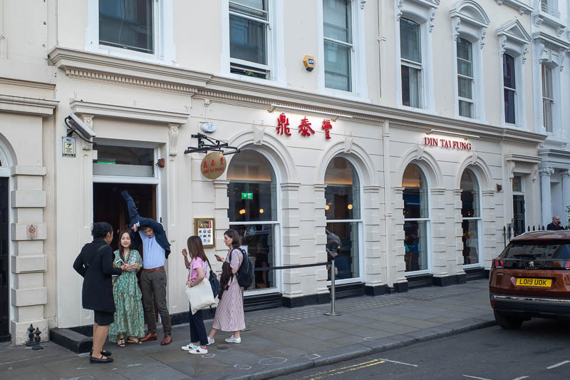 England-London-Covent Garden - The motherland! Real Chinese food has arrived in London!