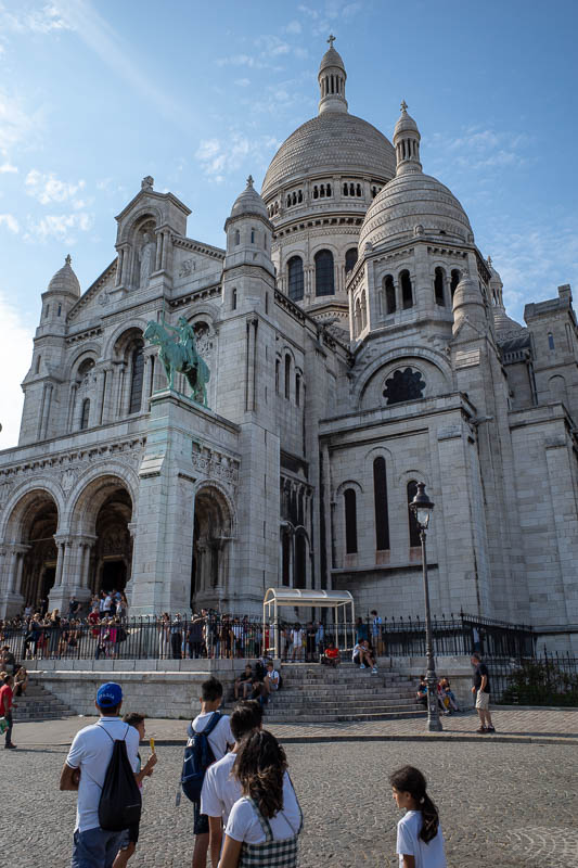 France-Paris-Montmartre - More.