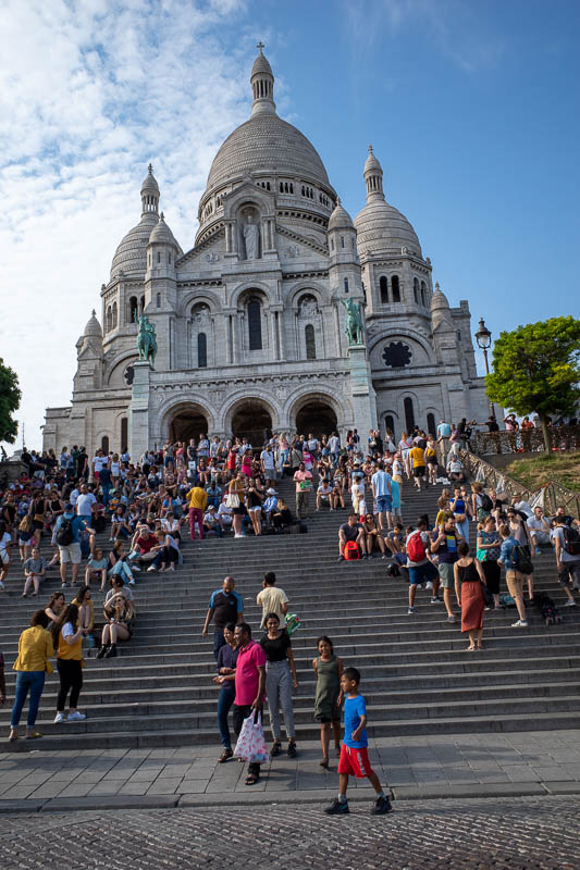 France-Paris-Montmartre - Still more.