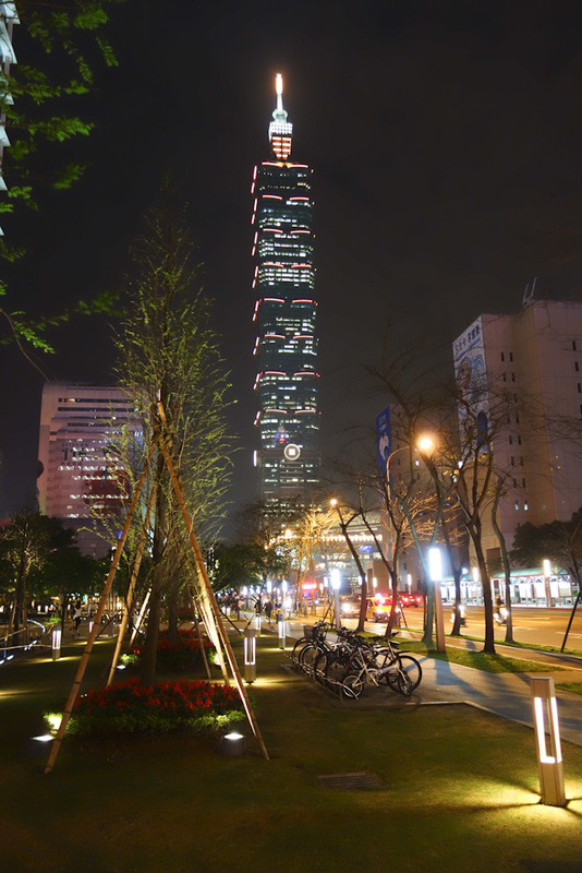 Taiwan-Taipei-Taipei 101-Architecture - OK, one more.