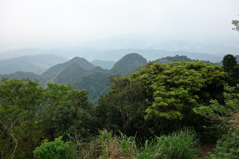 Taiwan-Taipei-Hiking-Guanyinshan - Its the final mountain