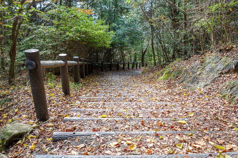Japan-Hiroshima-Hiking-Kawajiri-Norosan - My overgrown unmarked path met up with this. That would be the real path then.