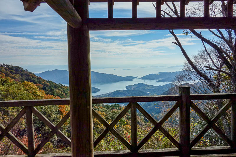 Japan-Hiroshima-Hiking-Kawajiri-Norosan - Not a bad view