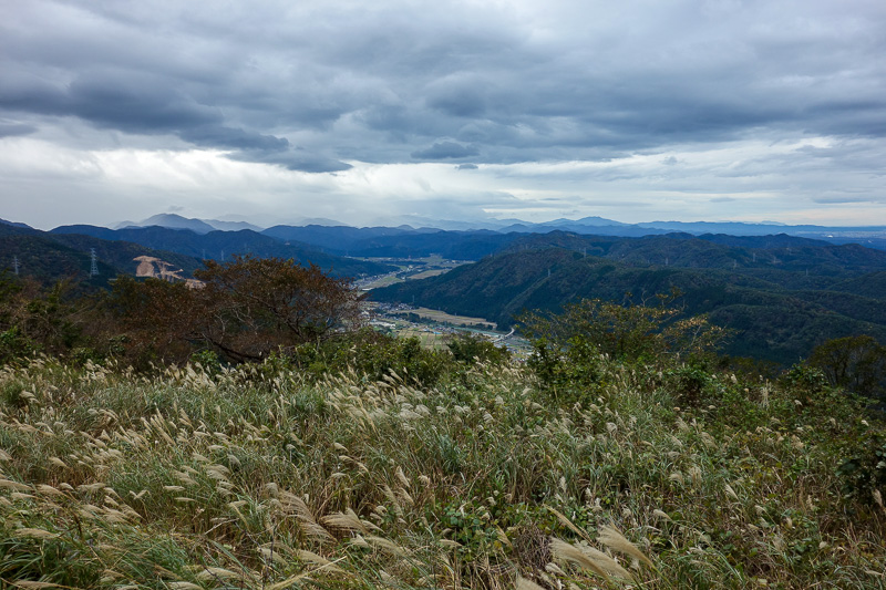 Japan-Kanazawa-Hiking-Tsurugi-Shiritakayama - Racing the rain that never was