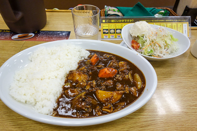 Japan-Sapporo-Food-Curry-Guitar - Pre halloween