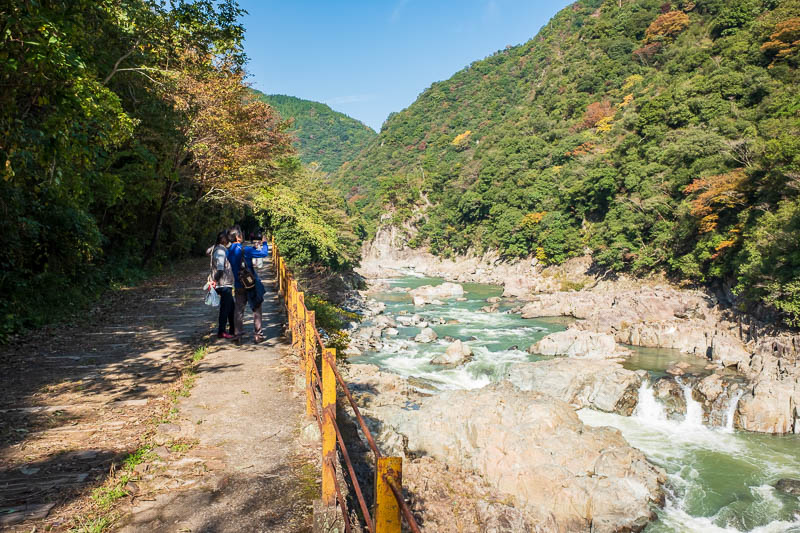 Japan-Hiking-Namaze-Tunnel - And more.