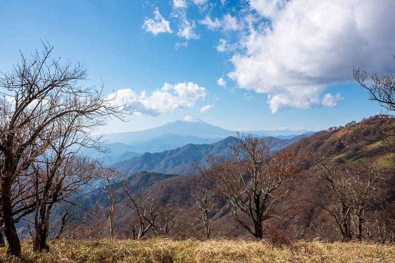 Japan-Hiking-Mount Tanzawa-Shibusawa - All the views