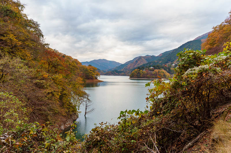 Japan-Okutama-Lake-Hiking - Now for 3 photos that could have been culled. Culling candidate 1 of 3.