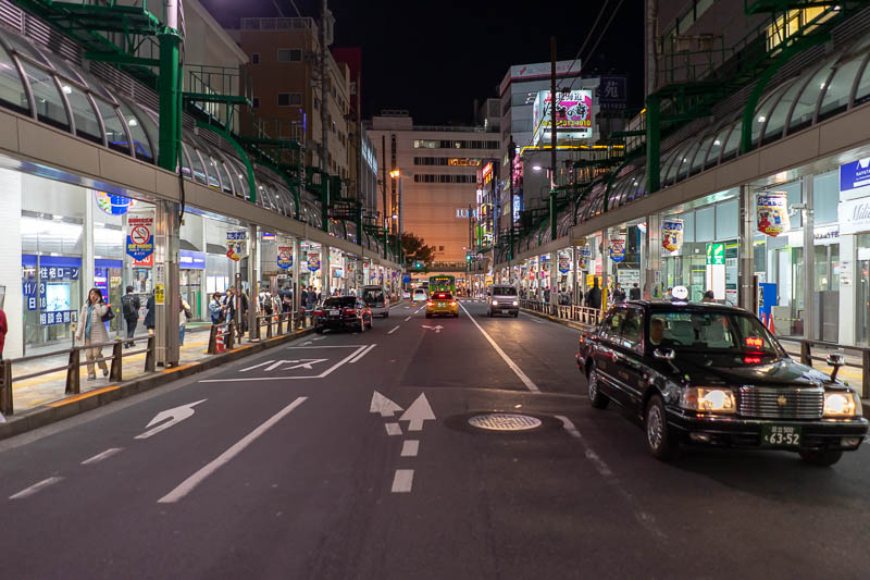 Japan-Tokyo-Kitasenju - The unknown metropolis of Kitasenju