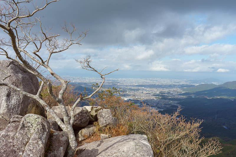 Japan-Fukuoka-Hiking-Dazaifu - Repeat mountain and beyond