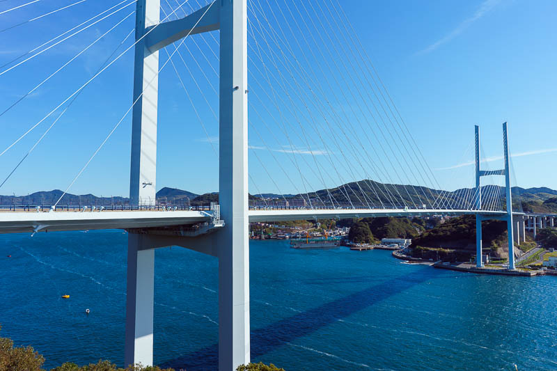 Japan-Nagasaki-Bridge-Tunnel - All about the bridge