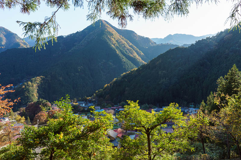Japan-Tokyo-Hiking-Mount Kawanori - Another 45 minutes or so and I finally arrived back at the town of Hatonosu. Also highly picturesque.