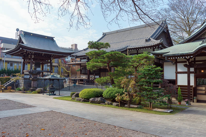 Japan-Tokyo-Kawagoe-Museum - The shrines in this area seem newer than the buildings in the streets. There are a lot of them. I think they have been built here to cash in on it bei