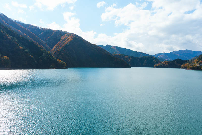 Japan-Okutama-Lake-Hiking - Fantastic views!