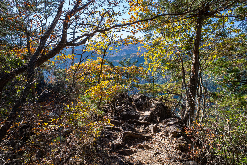 Japan-Hiking-Okutama-Mount Gozenyama - Very picturesque.