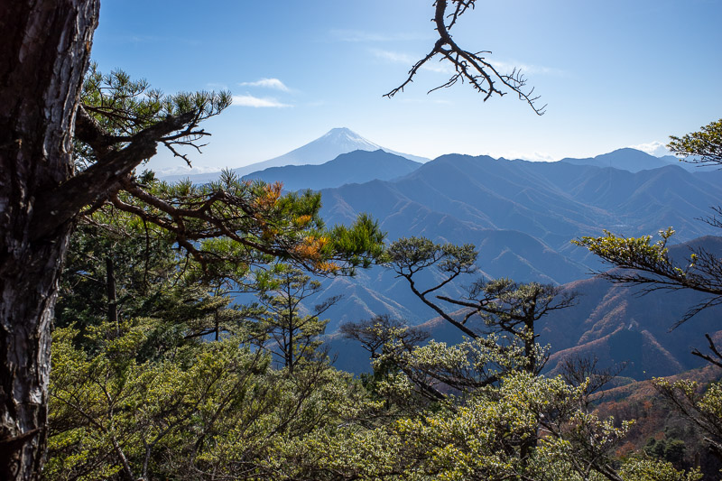 Japan-Tokyo-Hiking-Sasago-Mount Takigoyama - The most time consuming