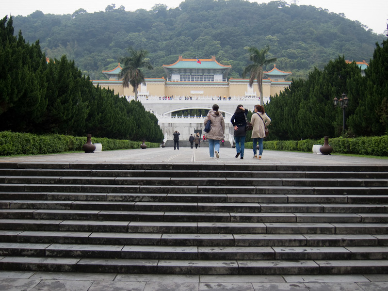 Taiwan-Taipei-National Palace-Museum - National palace museum