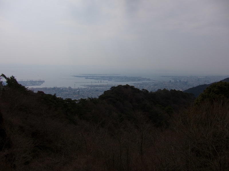 Japan-Hiking-Kobe-Curry-Mount Rokko - Kobe