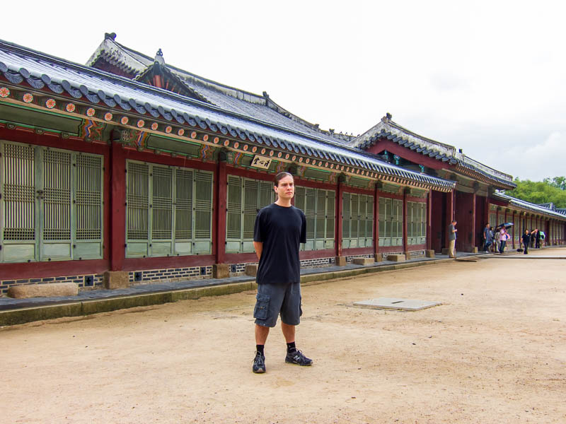 Korea-Seoul-Gyeonbok-Palace-Pho - This is my part of the palace, I have taken over and anyone entering will face severe consequences.