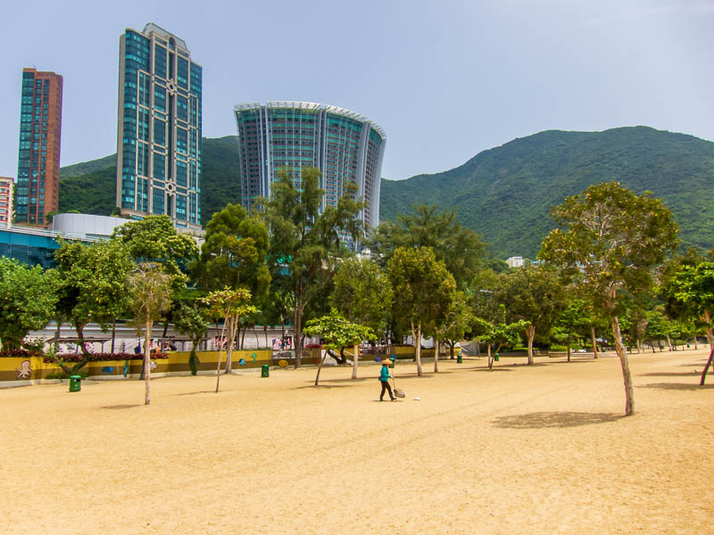 Hong Kong-Repulse Bay-Beach - Repulse Bay...yes