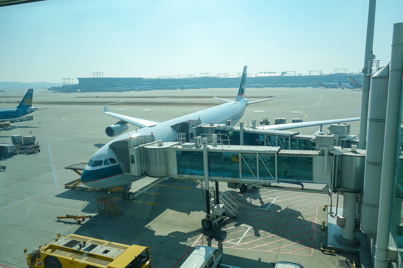 Korea-Seoul-Incheon-Airport - Boring stuff - part 1