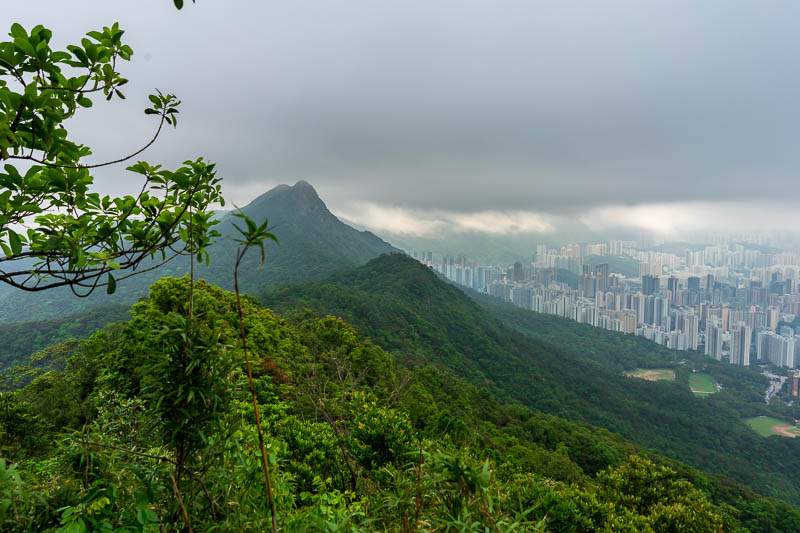 Hong Kong-Hiking-Lion Rock - Surprise waterless hike