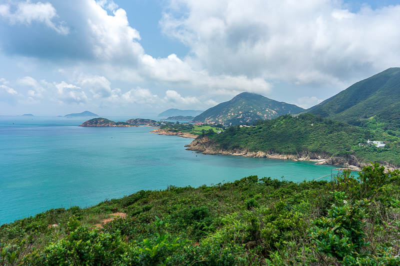 Hong Kong-Hiking-Dragons back - The cloudy dragon beach trip