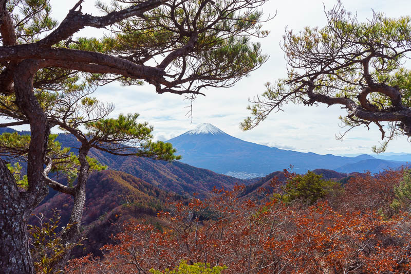 lists - Is this hike the best view of Mount Fuji in Japan? Maybe. Although I have another contender below. It is however a great hike, not very well known, an