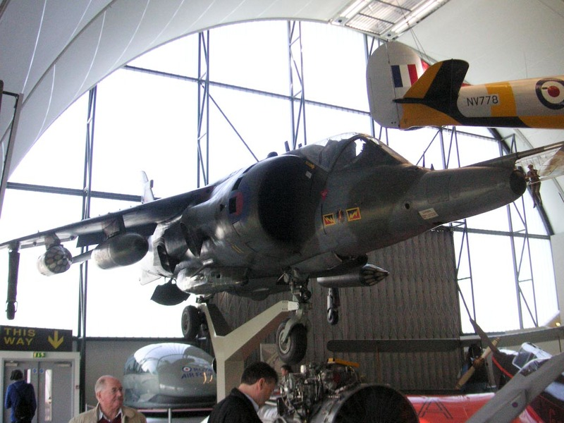 England-London-Air Force Museum - The Royal Air Force Museum