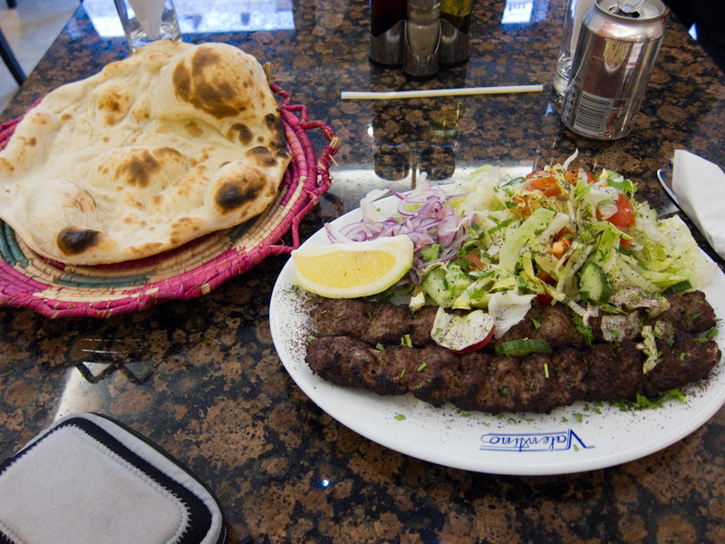 England-London-Edgware Road-Kebab - Edgware road is great