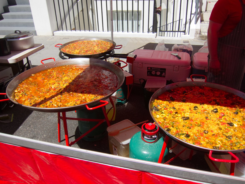 England-London-Market-Paella - Administration day