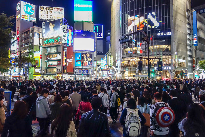 news - The Shibuya crossing. Here to act as clickbait and hopefully get someone to look at my site.