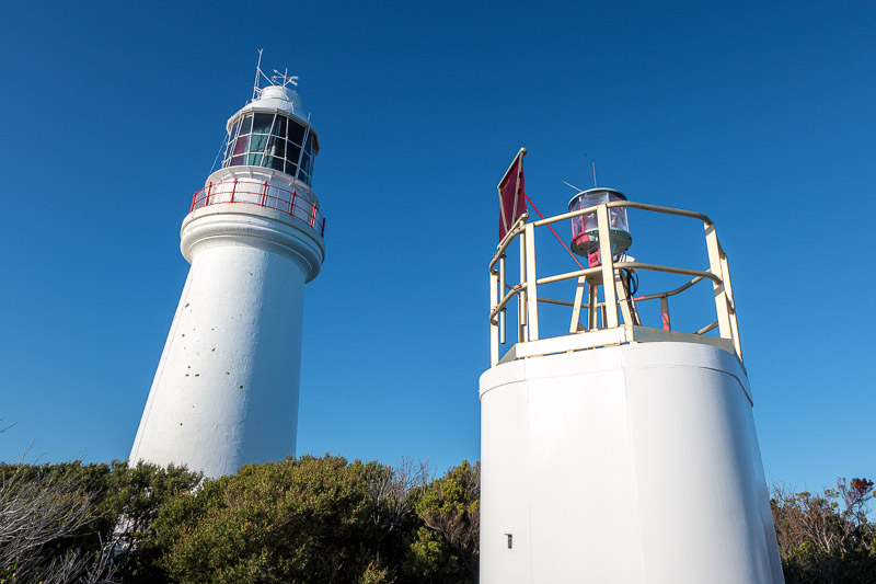news - Cape Otway has a lighthouse. This is a lighthouse. It is not the lighthouse at Cape Otway. It is a photo of a lighthouse taken on my phone on the Beec