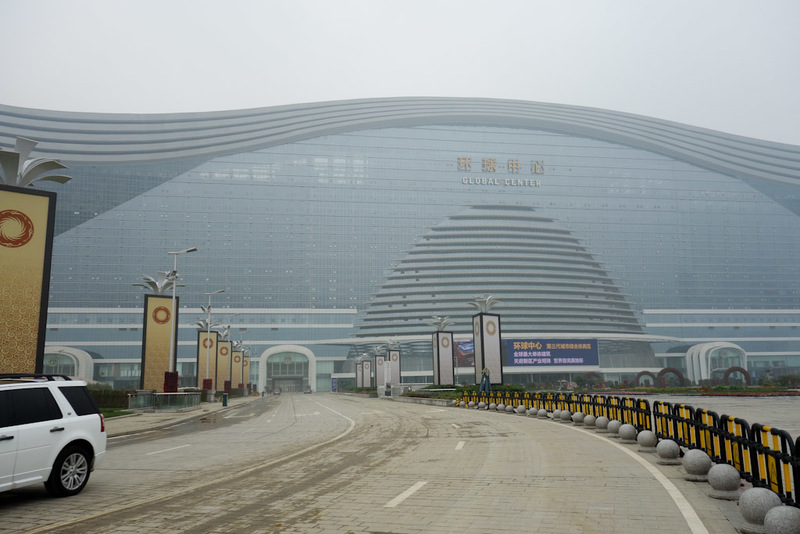 China-Chengdu-Global Center-Architecture - Ocean world where are you?