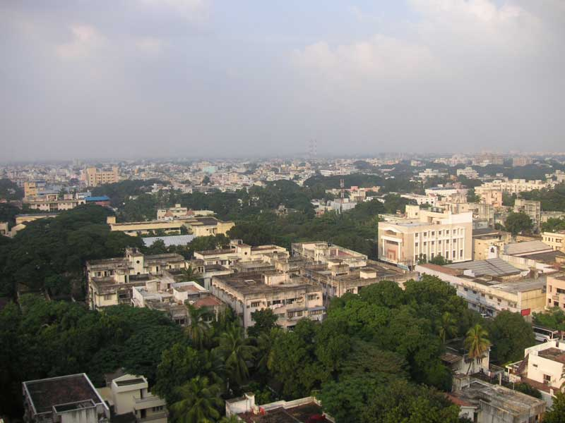 India-Chennai-View - and again