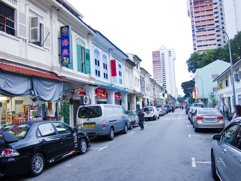 Singapore-Little India-Food - Little India